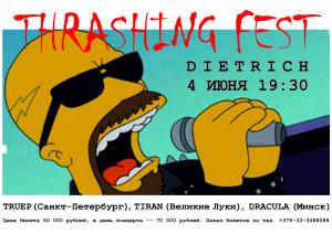 Thrashing Fest